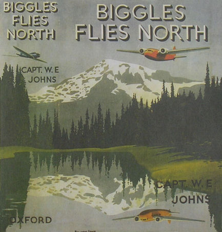 Description: Description: Description: Description: Description: Description: Description: Description: Description: 16 Biggles Flies North