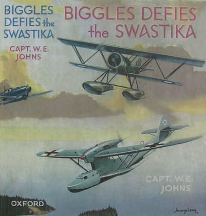 Description: Description: Description: Description: Description: Description: Description: Description: Description: 22 Biggles Defies the Swastika