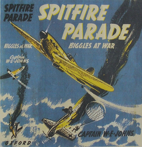 Description: Description: Description: Description: Description: Description: Description: Description: Description: 24 Spitfire Parade - Biggles at War