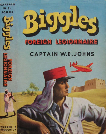Description: Description: Description: Description: Description: Description: Description: Description: Description: 55 Biggles Foreign Legionnaire