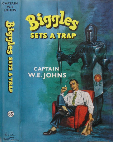 Description: Description: Description: Description: Description: Description: Description: Description: Description: 76 Biggles Sets a Trap