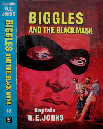 Description: Description: Description: Description: Description: Description: Description: Description: Description: 83 Biggles and the Black Mask