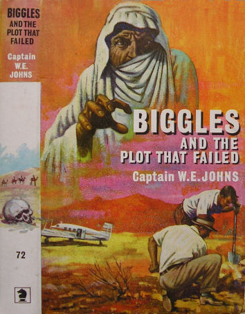 Description: Description: Description: Description: Description: Description: Description: Description: Description: 86 Biggles and the Plot that Failed