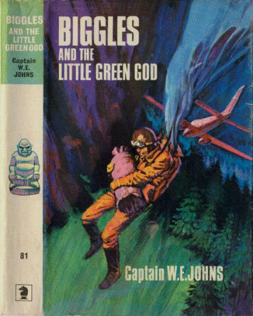 Description: Description: Description: Description: Description: Description: Description: Description: Description: 97 Biggles and the Little Green God